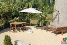 Filer à l'anglaise / Trouvez ici l'inspiration pour transformer votre jardin en cottage façon jardin anglais ! Matériaux et végétaux dans un esprit presque sauvage. #cottage #jardinanglais