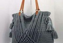 Handarbeit -Taschen