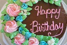 Happy Birthday / Geburtstagstorten, Ideen für Geburtstagsgeschenke, Geburtstagsfeier