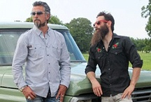 🔧 Gas Monkey Garage ~ Original Board 🔧 / Welcome to Gas Monkey Garage ! The awesome men of Fast N Loud. If you would like to join our Group Board then just follow and I will send you an invite ! Let's get pinning in honor of the awesome and so so sexy guys ( and cars and bikes , etc. ) * Also, I will randomly go into Board and delete accidental duplicates, please don't be offended it it happens to be yours : ) P.S. Justin great job on Pins !