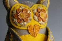 The Golden Owl / Arts & Crafts