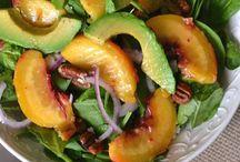 fresh yummy salads!