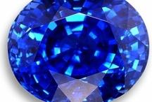 Blue Sapphires Jewelry / by Emelie Jones