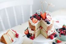 I ♡♡♡ cake / Cakes, pies and tarts / by Gesa Hilli