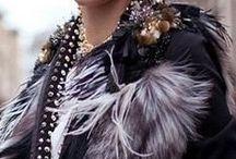 """♔ Couture ♔ Pour Tous Les Jours / Bienvenue...S-v-pl Traité Mes """"Tableaux"""" avec Respect. Merci. ♔ Welcome! Please pin respectfully. Thank you.♔  / by Misha Alexis"""