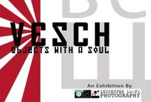 VESCH - Exhibition / Leicester Lo-Fi Exhibition based on objects with a soul