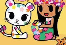Tokidoki & Fifi Lapin