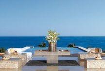 """♔ Vivre Au bord de la Mer / Living by the Ocean - The Perfect Life ♔ Bienvenue...S-v-pl Traité Mes """"Tableaux"""" avec Respect. Merci. ● ♔ ● Welcome! ♔ Please pin respectfully. Thank you.♔  / by Misha Alexis"""