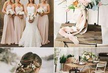Decoración bodas / Wedding´s decorations