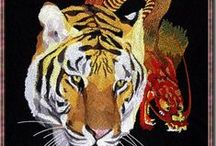 Fantasy Designs for Machine Embroidery / #FantasyDesigns  #FantasyMchineEmbroidery
