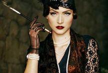 Gatsby dress up