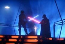 Star Wars / A long time ago, in a galaxy far, far away...