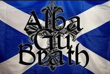 Scotland (Alba) ღ Great Scots / by Marta Taylor