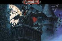 Ravenloft / The realm of terror...