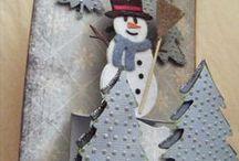 Cartes Noël - Nouvel An - Christmas Card - New Year