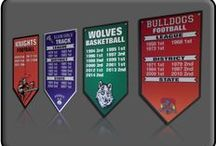 School Banners / School Championship Banners