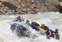 River Rafting in Rishiikesh, Uttarakhand / Ravers Expeditions offers River Rafting in Rishikesh, Uttarakhand. Ganga, Alaknanda, Tons and Kali River Rafting are popular River Rafting in Uttarakhand, India.