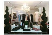 Retail Design & Windows / Interior Design for Retail Boutique