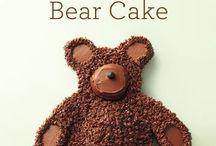 Birthday cakes!!!