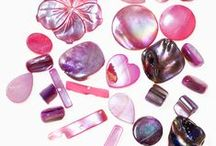 Mother of Pearl Beads / Beautiful additions to any project!