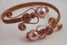 Bracelets wire - Συρματερα βραχιολια