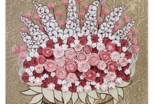 Apple Blossom Art / Nursery art from Amborela's Apple Blossom Collection
