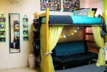 bedrooms / by Joy Parks