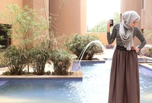 For the love of *hijab* / Hijabifying one outfit at a time + style inspiration  / by Amnah Ibrahim