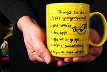 For the love of *good ideas* / I know a good idea when I see one. Life hacks and such..  / by Amnah Ibrahim