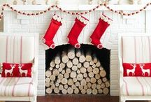Holiday Decorating Ideas / What's more welcoming than festive winter decorations? http://www.bhg.com/christmas/decorating/