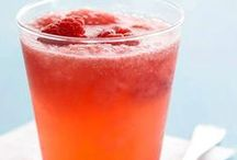 Tasty Seasonal Drinks / These light and fruity drinks have us thinking spring!  http://www.bhg.com/recipes/drinks/seasonal/winter-drink-recipes/ / by Better Homes and Gardens