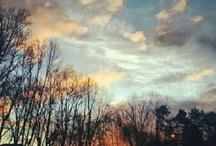 Amaneceres y atardeceres para recordar / Los amaneceres y atardeceres son pura energía positiva