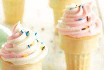 Kids' Birthday Party Treats / Get inspiration for baking up a fabulous and fun birthday cake or treat for the kiddos!