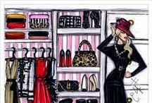 Fashion ILustrations / by Belle Ragazza