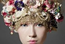 Hair accessories / by Laura Gendron