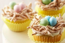Easter Recipes / We love these delicious Easter recipes! Visit http://www.bhg.com/holidays/easter/recipes/ for more tasty ideas.