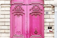 Doors - what is inside?