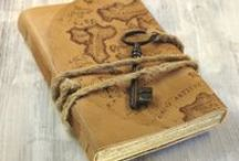 Journals / by Melissa Hanses