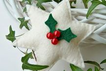 Christmas ornaments / by Judy Gibson