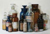 Art: Acrylic & Oil