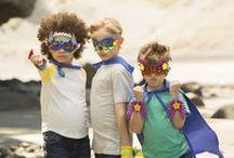 Superhero Party Ideas / Super ideas for the best superhero party ever.
