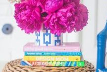 Bloggers' Best Color Inspiration / Our Bloggers have the best colorful ideas, whether you're looking for a new room color or just want inspiration, you can find it all here!