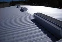 Commercial Roofing Services / At Norman Roofing Co. we provide commercial roofing installation and repair.