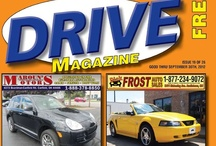 Drive Magazine - Issue 19, 2012