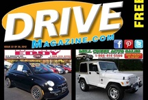 Drive Magazine - Issue 22, 2012