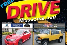 Drive Magazine - Issue 24, 2012
