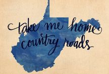 West Virginia / Country'er than cornbread. Crazier than hell.... I'm from harts, West Virginia.  / by Brittany