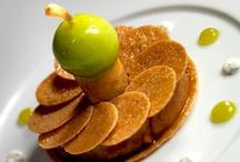 Design culinaire - Plated presentation / French pastry, culinary design / by Mauboussin Eric