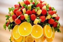 Amazing Food Art & Decorating / Collection Of amazing and unique designs for cake decorating & fruits