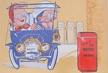 Fox 40 World | Vintage Whistle Soda Posters / Very cool vintage Whistle Soda posters!
